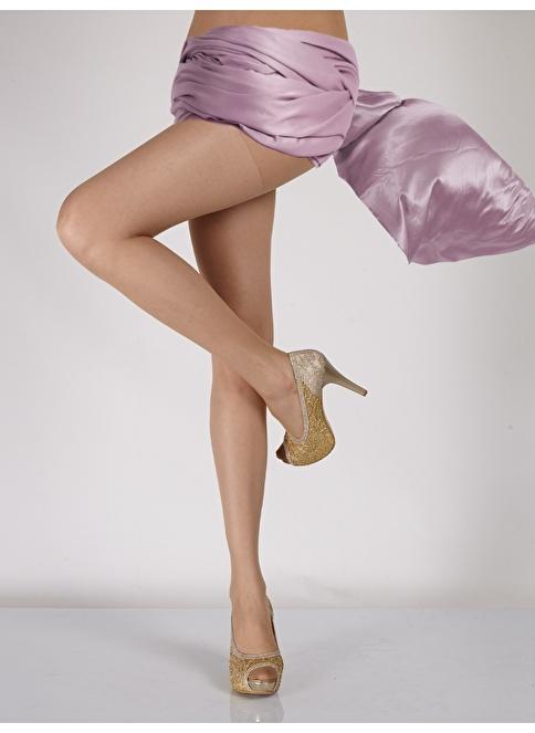 Pierre Cardin 2'li Süper İnce Külotlu Çorap Renkli